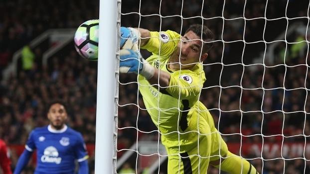 Premier League: Melhores momentos de Manchester United 1 x 1 Everton