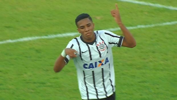 26a5d9cb7f Copa do Brasil sub-17 (semifinal-volta)  Melhores momentos de Corinthians
