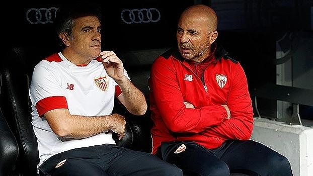 Sampaoli fala sobre interesse da Argentina: 'Eu não poderia recusar'