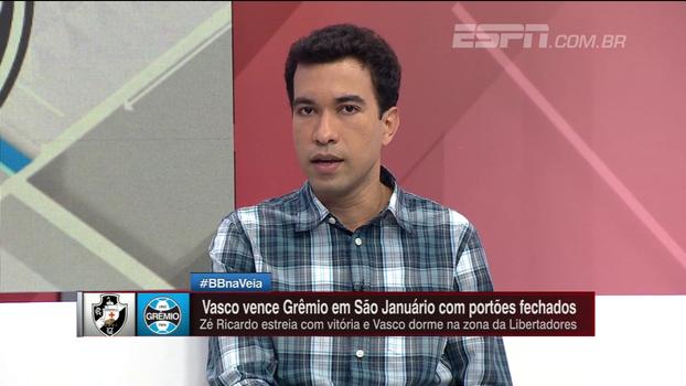 'Trabalho de Renato não pode ser julgado por causa de uma derrota fora dos planos', diz Breiller