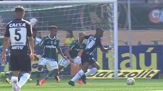'Marcação louvável', diz Breiller sobre atuação do Atlético-MG contra o Palmeiras