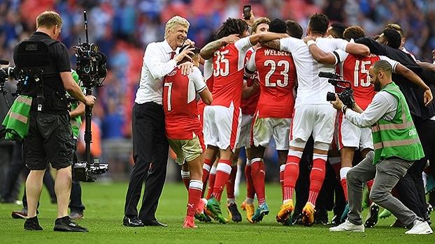 Copa da Inglaterra - final: Melhores momentos de Arsenal 2 x 1 Chelsea