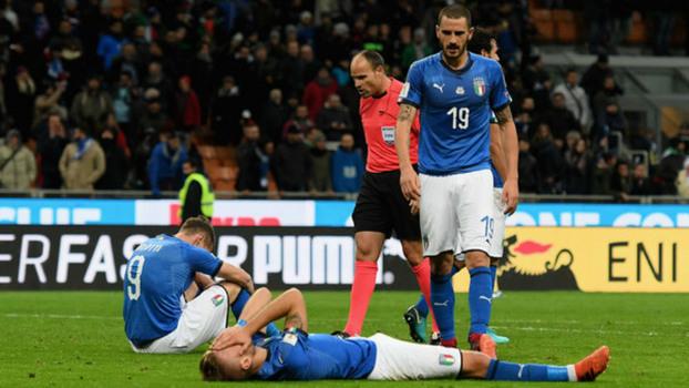 A conta da eliminação  os milhões de prejuízo que Itália fora da ... f65e434352947