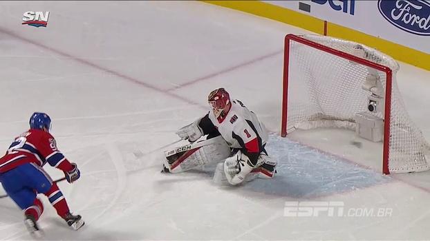 Ottawa Senators saem na ferente, mas Montreal Canadiens viram partida e deixam penúltima colocação na conferência da NHL