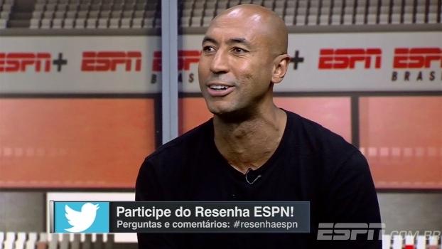 Luisão relembra briga com Rincón no vestiário do Cruzeiro: 'No intervalo eu vou te matar!'