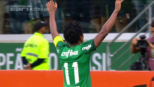 Emoção, vitória e despedida de Zé Roberto: Eduardo de Meneses mostra como foi triunfo do Palmeiras sobre o Botafogo