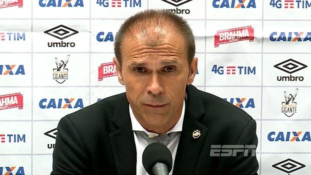 Após derrota para o Fluminense, Milton Mendes analisa atuação do Vasco; Confira!