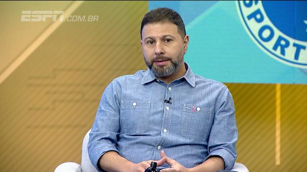 Marra explica mudanças na estrutura de futebol do Cruzeiro