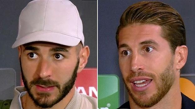 Benzema e Sergio Ramos elogiam Cristiano após vitória: 'É único; o melhor do mundo'