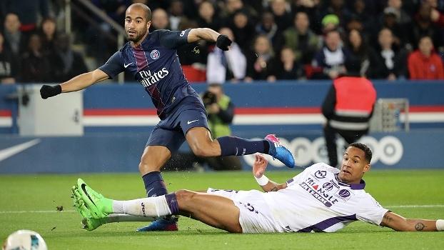 Veja os melhores momentos do empate sem gols entre PSG e Toulouse