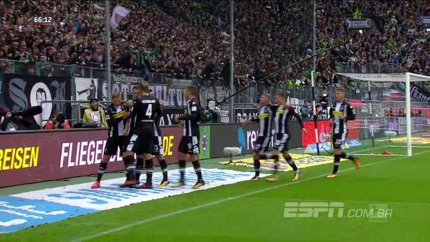 Veja os gols de Borussia Monchengladbach 2 x 1 Hannover