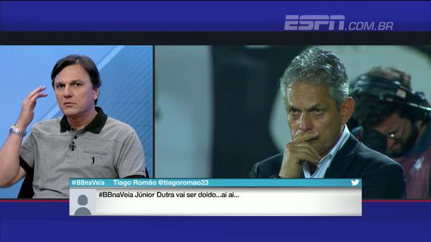 Mauro fala sobre possível saída de Rueda do Fla: 'Imagem manchada'