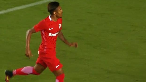 Copa do Brasil: Gols de Santos 2 x 1 Internacional