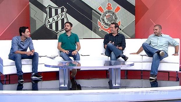 Bate Bola lamenta declarações de Cássio e Gian critica: 'A falha é dele'
