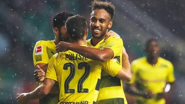 Amistoso internacional: Melhores momentos de Milan 1 x 3 Borussia Dortmund