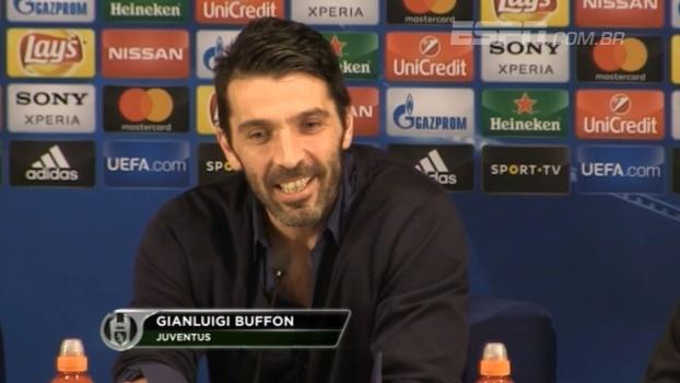 Antes de duelo contra Casillas, Buffon elogia: 'Amigo e rival por quem tenho muito respeito'