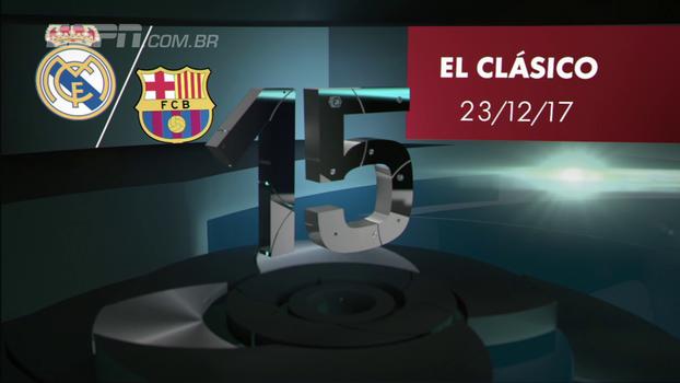 15 dias para Real x Barça:  em 2014, só deu Cristiano Ronaldo na estreia de Luis Suárez