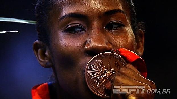 Você sabia? Ketleyn Quadros foi a 1ª brasileira a conquistar medalha em esportes individuais