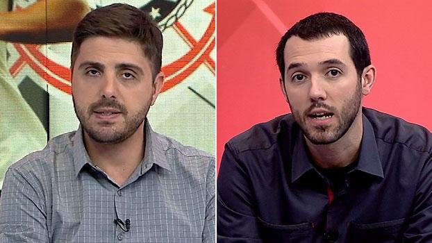 Pato no Villarreal? Nicola explica e Hofman analisa: 'Vai brigar por posição'