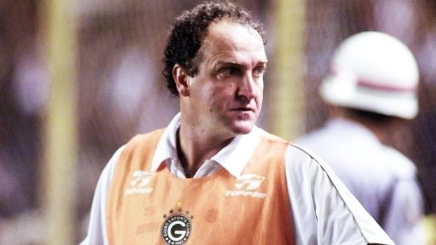 Reveja gols do Goiás comandado por Cuca em 2003