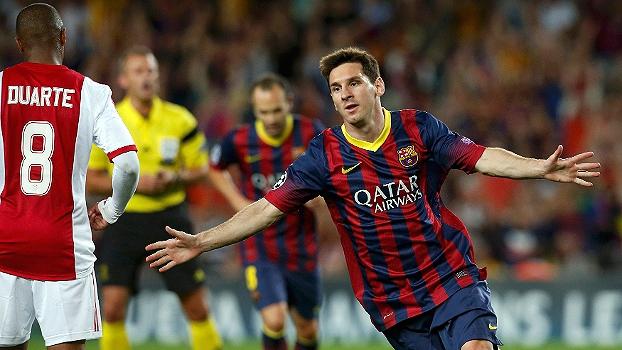 Champions League: Gols de Barcelona 4 x 0 Ajax