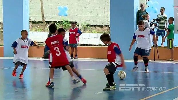 Com parceria da ESPN, Arena Macacos é inaugurada no Rio de Janeiro
