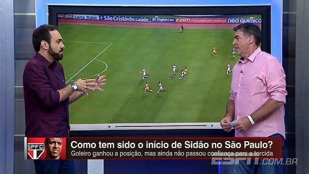 Excesso de confiança ou insegurança? Zetti analisa início de Sidão no São Paulo