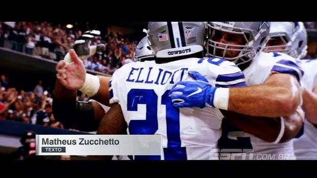 Prévia: o que você vai ver de melhor na semana 11 da NFL