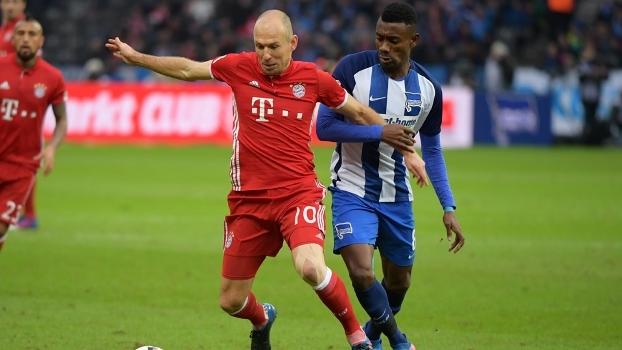 Bundesliga: Melhores momentos de Hertha 1 x 1 Bayern de Munique