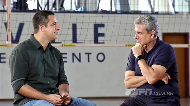 EXCLUSIVO: Zé Roberto Guimarães celebra 25 anos do ouro em Barcelona e diz o que faltaria no time histórico