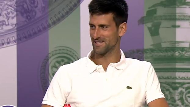 Djokovic aprova atuação contra Pavlasek: 'Me senti muito bem'