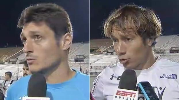 Denis exalta início de temporada do SPFC, e Lugano elogia intensidade do começo de 2017