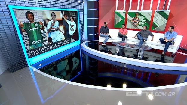 Keno pode ser titular? Bate Bola Bom Dia debate reforço do Palmeiras