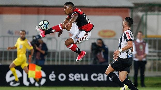 Copa do Brasil: Gols de Flamengo 2 x 0 Santos