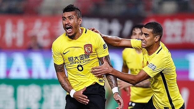 Champions League Asiática: Gols de Guangzhou Evergrande 1 x 2 Kashima Antlers