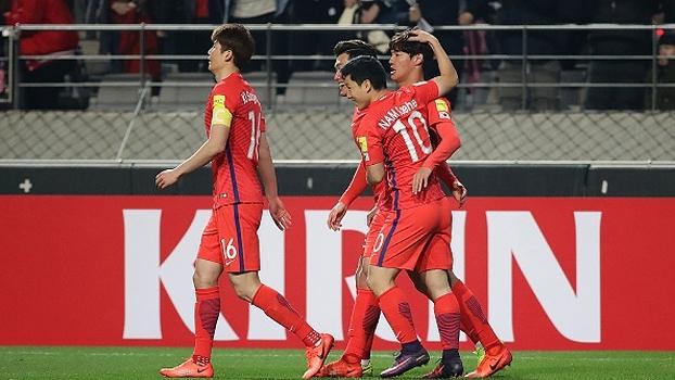 Vice-líder do Grupo A, Coreia do Sul vence Síria nas Eliminatórias asiáticas