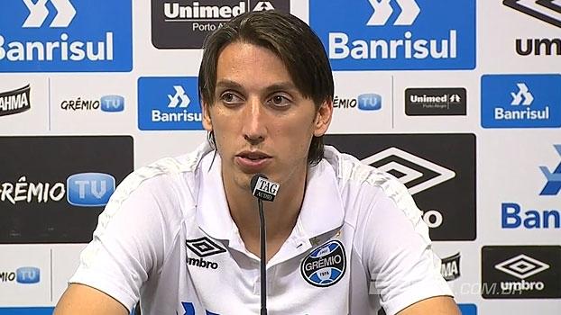 Geromel destaca 'parte humana' do time do Grêmio: 'É um diferencial nosso'