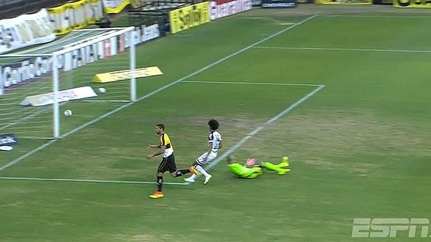Série B: Gols de Criciúma 2 x 3 Ceará