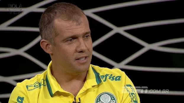 'Não dava para ficar', diz Eduardo Baptista sobre passagem como treinador do Sport