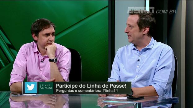 Gian comenta chegada de Deyverson e diz que Borja vai precisar brigar por espaço em jogos menos decisivos