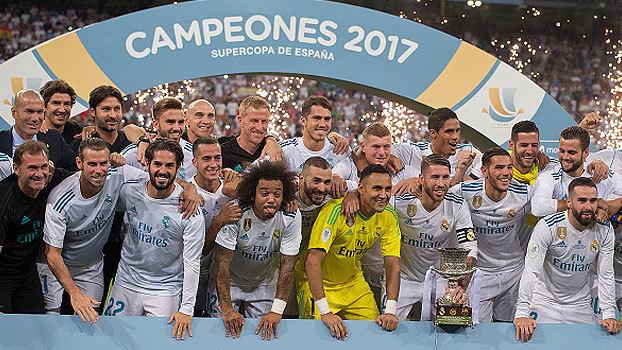 Ovação a Zidane, explosão de Asensio, provocações e a supremacia do Real: João Castelo e tudo sobre o título da Supercopa