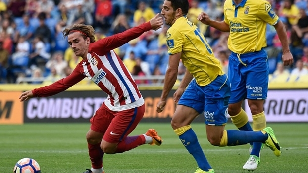 LaLiga: Gols de Las Palmas 0 x 5 Atlético de Madri