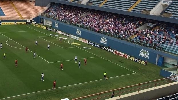 Série B: Gols de Oeste 1 x 1 Bahia