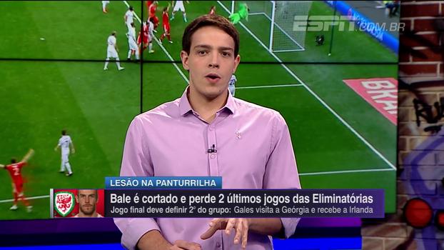Pela 1ª vez em 5 anos, Bale não é o melhor jogador galês da temporada; conheça o vencedor