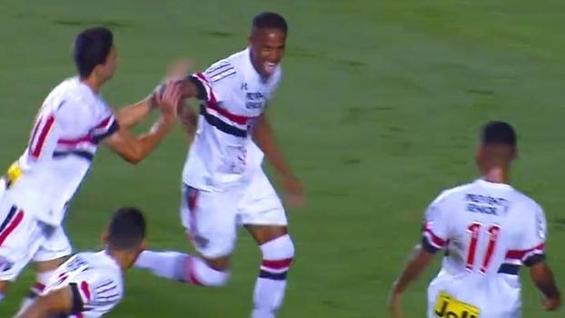 Copa do Brasil sub-20: Melhores momentos de São Paulo 1 x 0 Sport