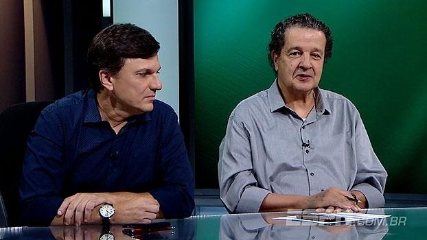 Juca: 'Cueva é mais da metade do time do São Paulo'