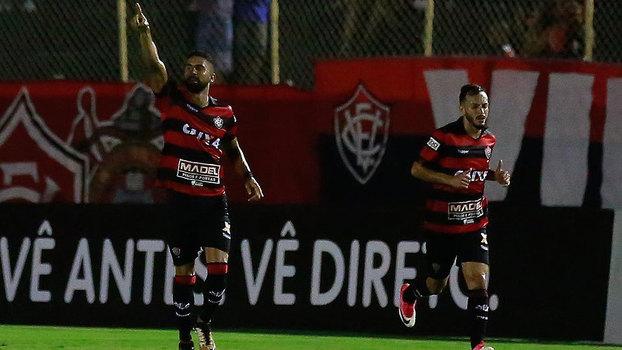 Brasileiro: Gols de Vitória 3 x 1 Palmeiras
