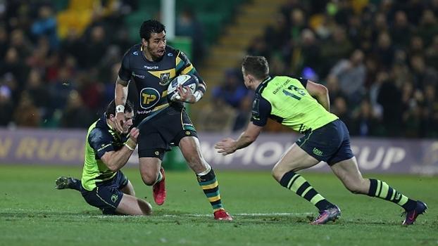 Rugby: Leinster faz ótimo segundo tempo e bate Northampton Saints no Europeu de Clubes