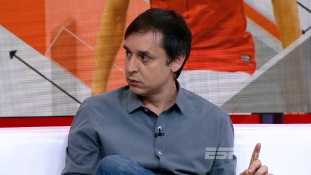 Tironi analisa queda do Inter: 'Não precisa de muito tempo para levar um time para o buraco'