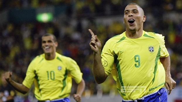 Ronaldo ou Rivaldo: quem foi mais importante em 2002? Felipão responde 'na lata'
